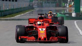 Formel 1: Vettel startet in Kanada von der Pole Position