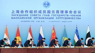 SCO: Asiatisches Regionaltreffen in China