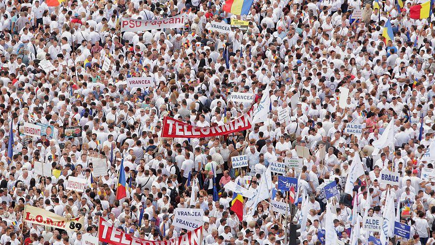 Митинг против параллельного государства