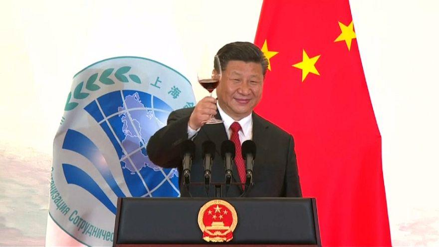 In Cina unità all' 'anti-G7': Putin e Xi-Jinping alla guida del blocco