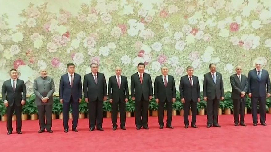 Cimeira da Organização de Cooperação de Xangai com mensagem de unidade