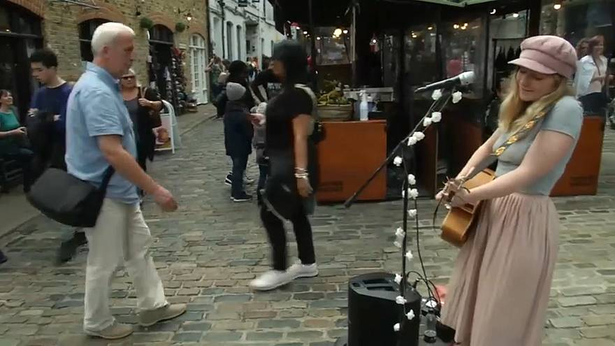 Music to the ears of buskers everywhere