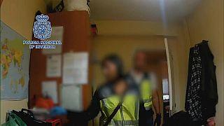 Detenidas 24 personas en España en una macrooperación contra la difusión de pornografía infantil
