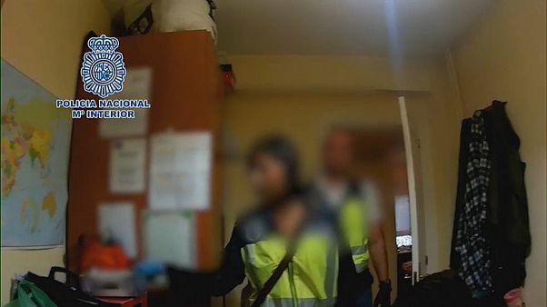 Detidas 24 pessoas em operação contra pornografia infantil