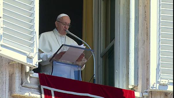 Pope Francis wishes North Korean talks well
