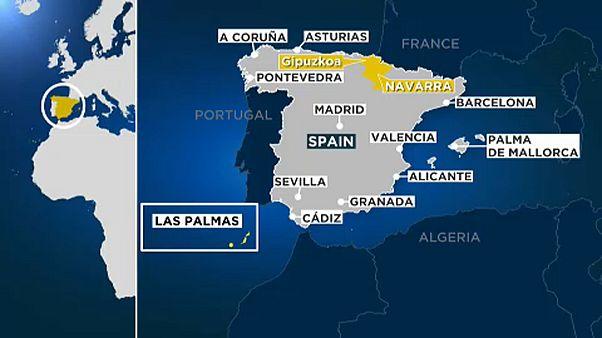 Pedofilhálózatot lepleztek le Spanyolországban