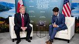 Trump'ın Ekonomi Danışmanı: Trudeau bizi sırtımızdan bıçakladı