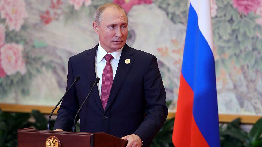 """Путин: «Мы из """"восьмёрки"""" не выходили»"""