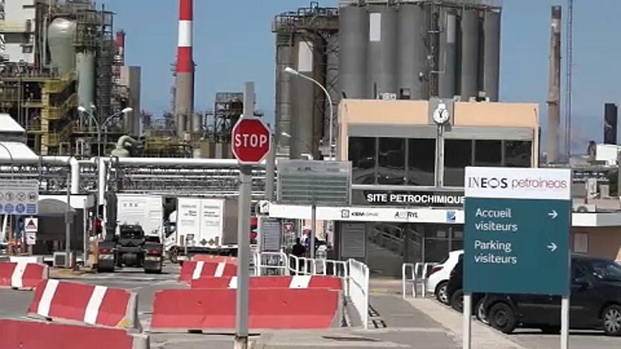 Francia blokád a pálmaolaj importja miatt
