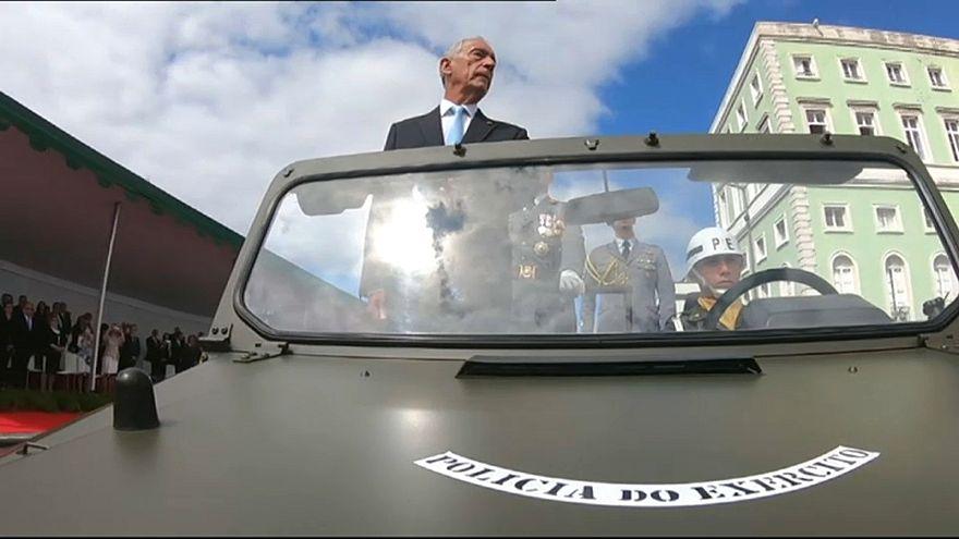 """Nos Açores, Marcelo diz que há """"muitos Portugais"""""""