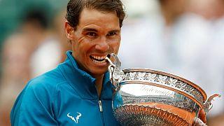 Roland Garros: Toprak kortun kralı Rafael Nadal