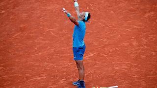 Roland-Garros : onzième sacre pour Rafael Nadal