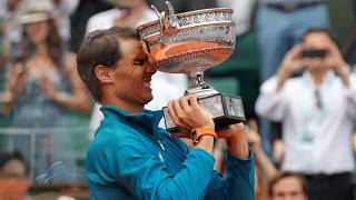 Nadal wins his 11th French Open title