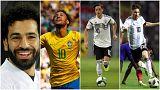 Dünya Kupası'nın 10 numara yıldızları