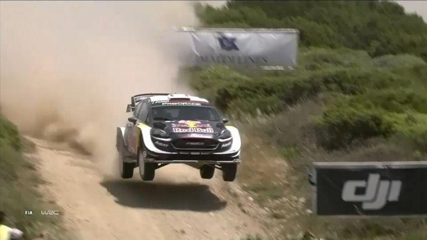 Rally di Sardegna, vince il belga Neuville