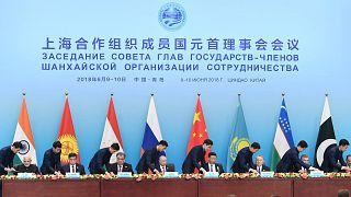 Подписание Циндаоской декларации