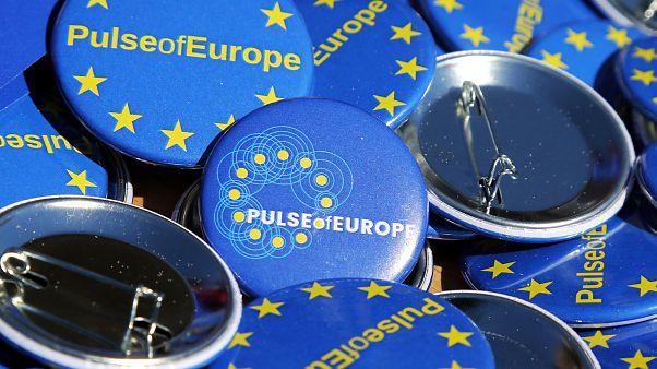 Pulse of Europe: Festakt für mehr Europa
