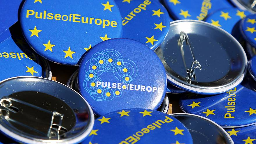 Pulse of Europe: Festakt für mehr Europa