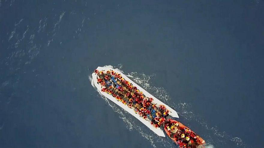 Mais de 600 migrantes à espera de decisão de Itália ou Malta para desembarcar