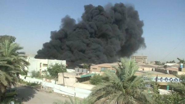 Iraq: a fuoco migliaia di schede elettorali da ricontare