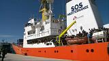 Italy to redirect 629 migrants to Malta, says Italian official
