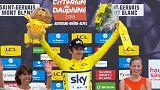 Dauphiné : encore un succès de l'équipe Sky