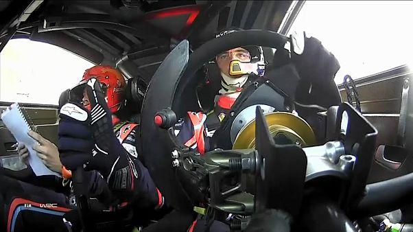 Rallye de Sardaigne : Thierry Neuville bat Sébastien Ogier