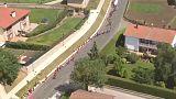 Paesi baschi, una gigantesca catena umana per la secessione