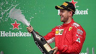 Gp Canada: trionfo Vettel, ferrarista in testa al mondiale