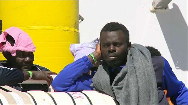 Италия - Мальта: кто примет мигрантов?