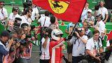 Sebastian Vettel no comando do Mundial de Pilotos