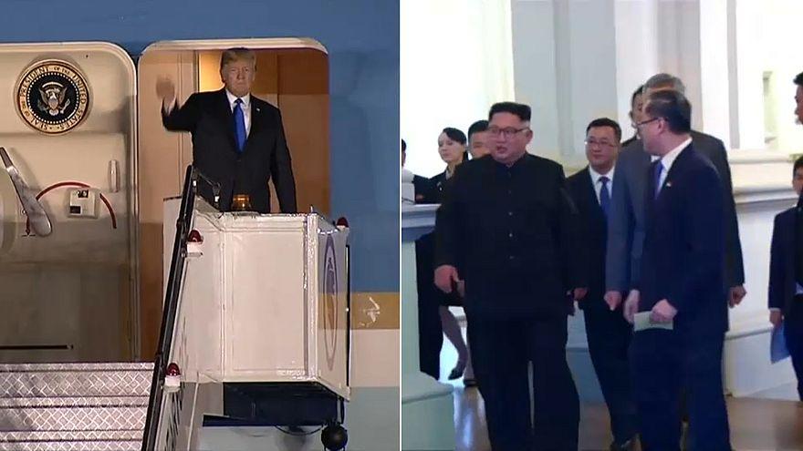 Trump-Kim : J-1 avant un sommet historique