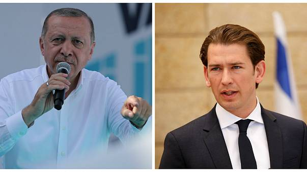 Erdoğan'dan Avusturya'ya: Haçlı-Hilal mücadelesi yeniden başlar