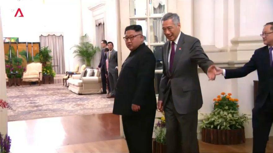 Singapore, tutto pronto per il vertice Trump-Kim