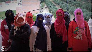 العاملات الموسميات المغربيات يتعرضن إلى استعباد جنسي في اسبانيا