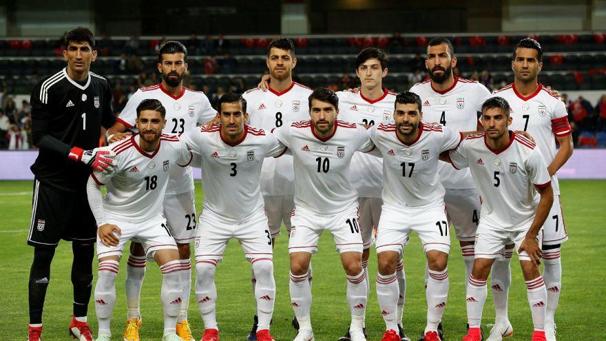 Trump'tan İran milli futbol takımına 'çelme'