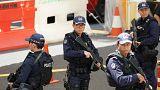 تدابیر شدید امنیتی در سنگاپور پیش از دیدار کیم و ترامپ
