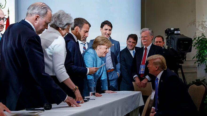 """Ангела Меркель: """"Действия Трампа достойны сожаления"""""""