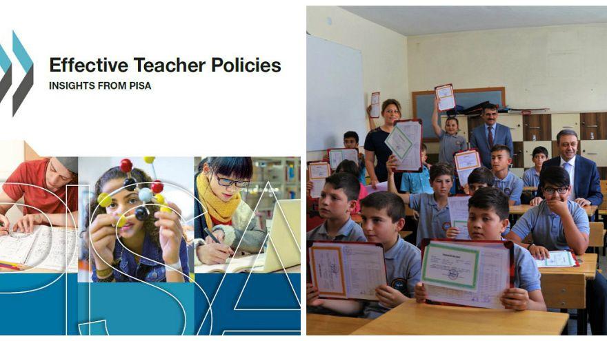 Türkiye'de öğretmenliğe talep dibe vurdu - OECD raporu