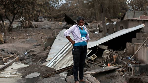 Γουατεμάλα: Αγωνιώδης αναζήτηση από τους συγγενείς