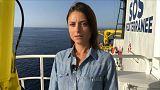 Aquarius : sauvetage en haute mer