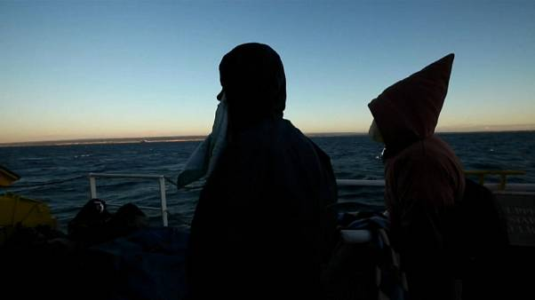 Italy and Malta refuse to dock migrant ship carrying 629  people