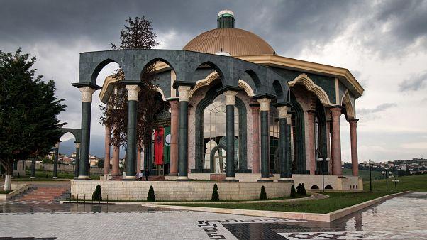 A Bektashi Teqqe in Tirana