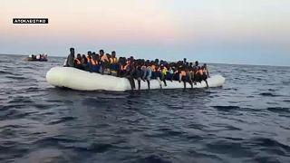 Η αγωνία των μεταναστών του Aquarius - Αποκλειστικό ρεπορτάζ του euronews