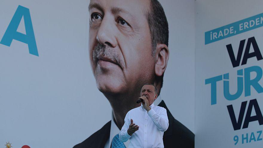 إردوغان: سنجفف مستنقع الإرهاب في قنديل كما فعلنا في عفرين