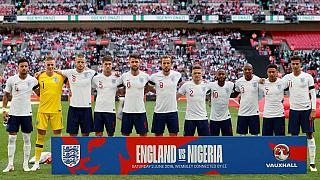 Equipe d'Angleterre pour la Coupe du monde de football FIFA en Russie