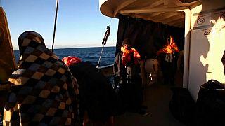 Polémica entre Italia y Malta por los inmigrantes