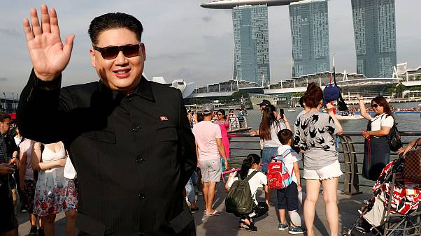 Kim Jong Un Impersonator 'doesn't respond to threats'