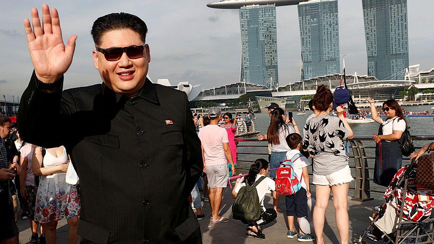 Kim Jong Un Impersonator 'doesn't respond to threats'
