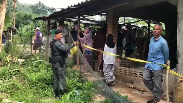 خمسة قتلى في منطقة التمرد جنوبي تايلاند